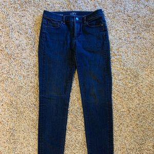 LOFT Modern Skinny Jeans Size 6/28